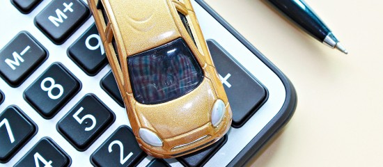 Taxe sur les véhicules de sociétés: à déclarer en janvier2020!